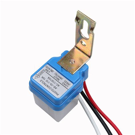 on off light switch 1pc sensor switch automatic auto on off photocell street