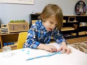 Pathway Montessori Preschool – Skip counting