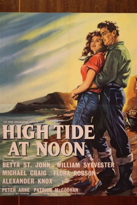 high tide  noon  poster set  lobby cards