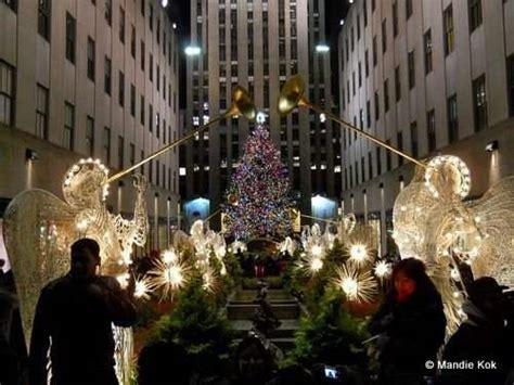 rockefeller center christmas tree lighting 2017 best