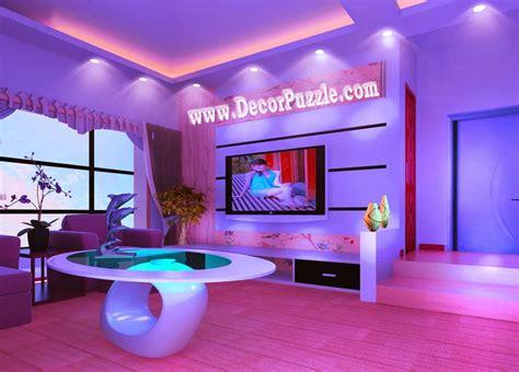 Led Light In Living Room by Top Ideas For Led Ceiling Lights For False Ceiling Designs