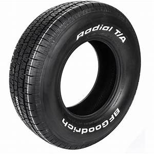 bf goodrich radial t a cooper cobra gt firestone With 225 70r14 white letter