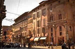 Bologna Italy Street Scenes