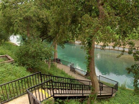 comal river cabins c warnecke on the comal river across homeaway new