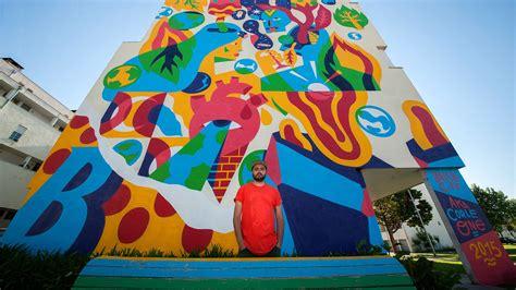 Arte Urbana em Viseu - Turismo Centro Portugal