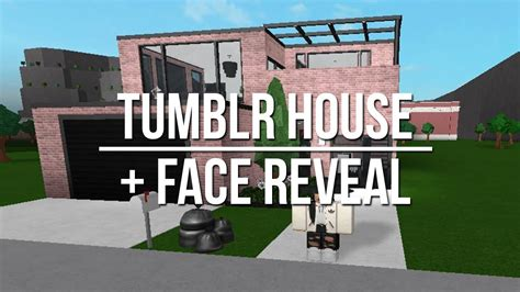 Kitchen Cottage Ideas - roblox welcome to bloxburg tumblr house face reveal youtube