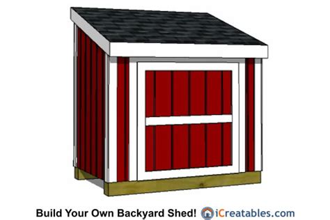 4x6 Storage Shed Plans by 4x6 Generator Shed Plans Diy Generator Enclosure