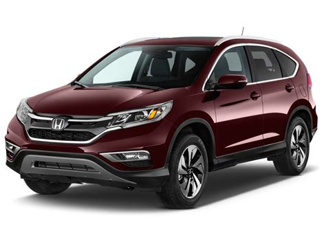 2016 Cr V by Image 2016 Honda Cr V 2wd 5dr Touring Angular Front