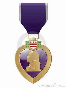 Military Purple Heart Clipart