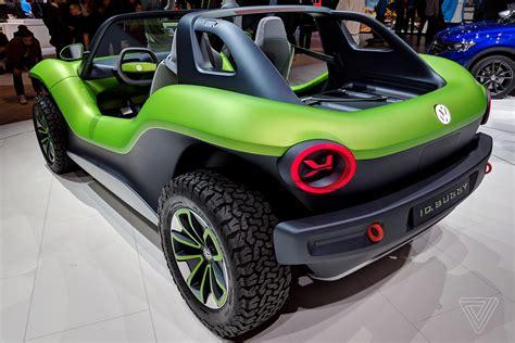 2020 Volkswagen Dune Buggy by Vw Id Buggy Concept At Geneva Motor Show 2019 Technicolor