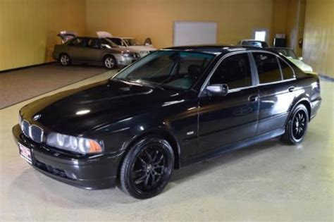 Purchase Used 2002 Bmw 530 I In 9700 Hague Rd, Fishers