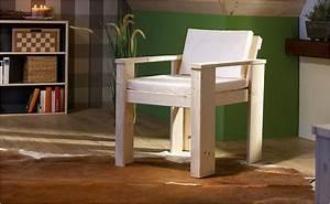 Holzhocker Selber Bauen : sessel selber bauen anleitung von hornbach ~ Yasmunasinghe.com Haus und Dekorationen
