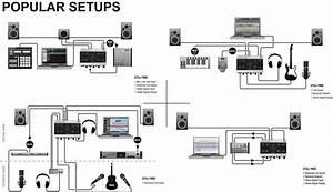 Amazon Com  Native Instruments Komplete Audio 6 Usb Audio