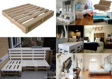 canape en bois photos canapé en bois de palette