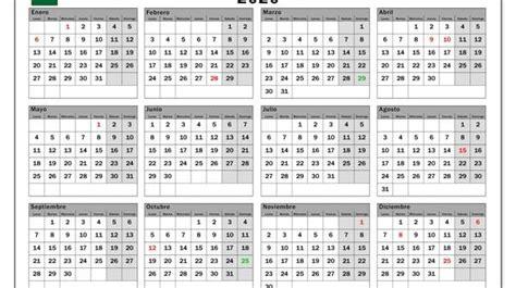 calendario de dias festivos en andalucia