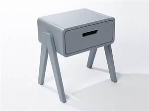 Table De Chevet Blanche Ikea : 50 tables de chevet pour tous les styles elle d coration ~ Nature-et-papiers.com Idées de Décoration