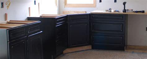 Assembling A Corner Sink Base Cabinet  Diydiva