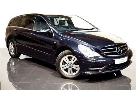 Used 2010 Mercedes-benz R Class R350 Cdi L Grand Edition