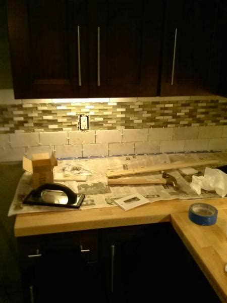 how to do kitchen backsplash do it yourself kitchen backsplash bukit