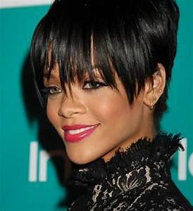Coupes Cheveux Courts Femme : coupe de cheveux court femme noire ~ Melissatoandfro.com Idées de Décoration