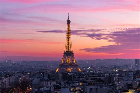 The 5 Best Sunset Spots In Paris  The Glittering Unknown