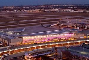 San Antonio International Airport Terminal B Clark