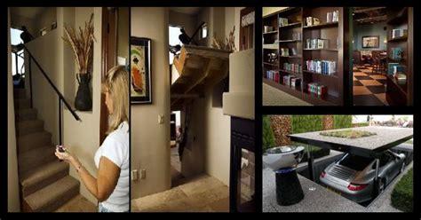 maison chambre des secrets 20 passages secrets étonnants
