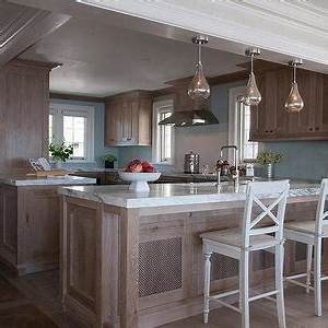 gray kitchen walls brown cabinets best 10 brown cabinets With kitchen colors with white cabinets with driftwood heart wall art
