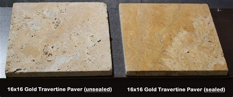 travertine sealers pros and cons types installation and