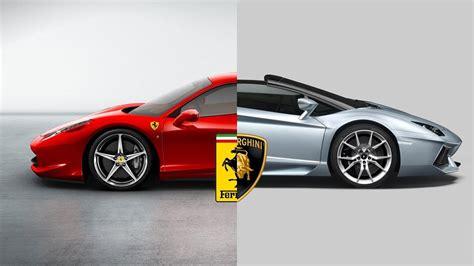 ferrari horse vs mustang horse ferrari vs lamborghini or you may call funny horse and