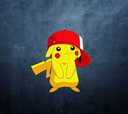 Pikachu Ash Wearing Cap Flare