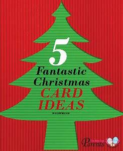 Five Fantastic Christmas Card Ideas