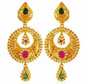 22 Karat Gold Wert Berechnen : 22 karat gold earrings ajer63721 22k gold chaand bali ~ Themetempest.com Abrechnung