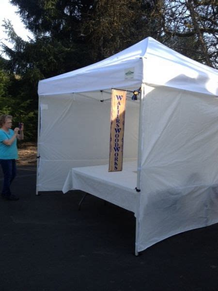 craft show  canopy package deal  sidewalls weight bags  canopy craft show