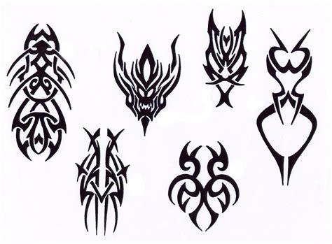 Tribal Hair Design Templates by Crazy Hair Styles Cute Star Tattoo Designs