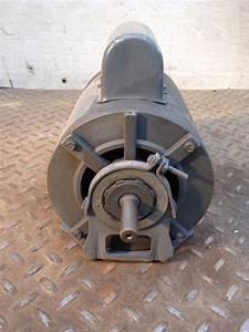 Magnetek Century Electric C110 1  3hp Electric Motor