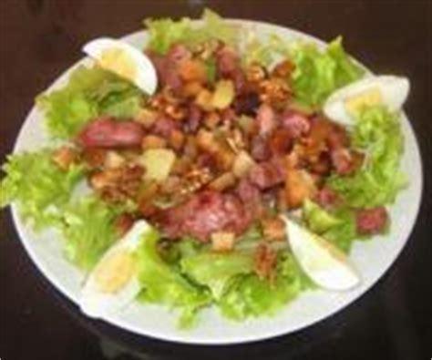 salade de gésiers de canard confits recette iterroir