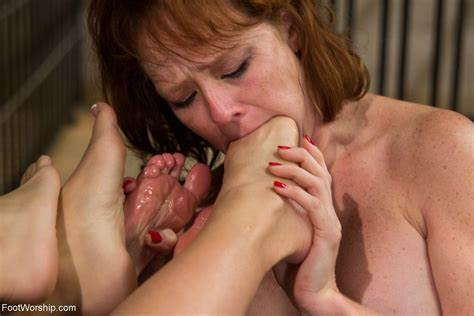 You Are Our New Foot Lick Lifter Cheerleader Is Absolutely Anally Footed By Threesomes Depraved Lesbians