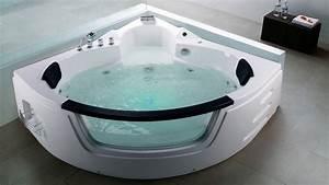 whirlpool badewanne mallorca eckwanne mit 12 massage dusen With whirlpool garten mit balkon glas