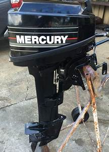 Used Mercury 8 Hp Outboard For Sale Mercury Outboards 2001