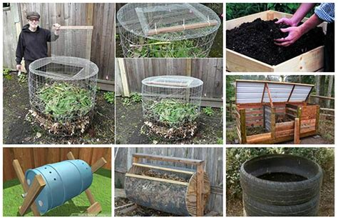 How To Backyard Compost by Diy Backyard Composting Solutions