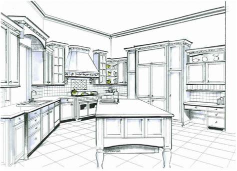 kitchen design sketch photos free home design sketch drawing gallery 1358
