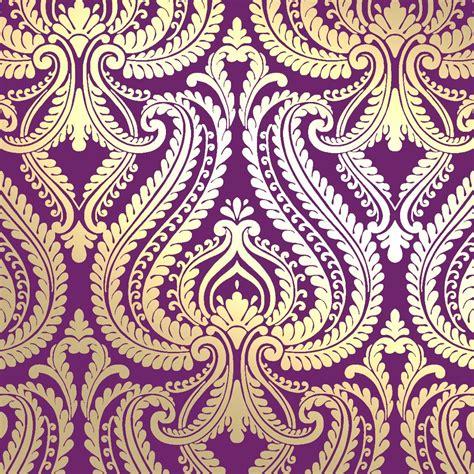 damask wallpaper bedroom gold background wallpaper plum and gold wallpaper interior designs