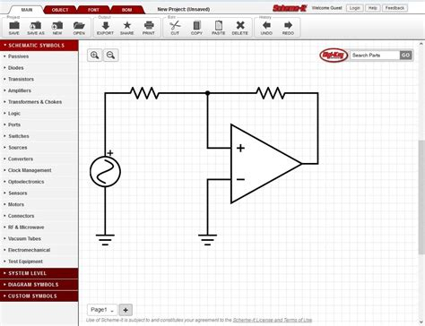 design simulation tools  electrical