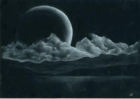 chalk drawings  black paper drawings art gallery