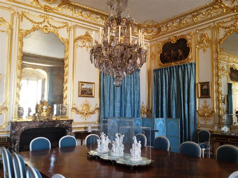 chambre louis xv versailles dining room