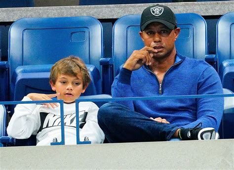 Tiger Woods and Son Charlie Playing Together for PNC ...