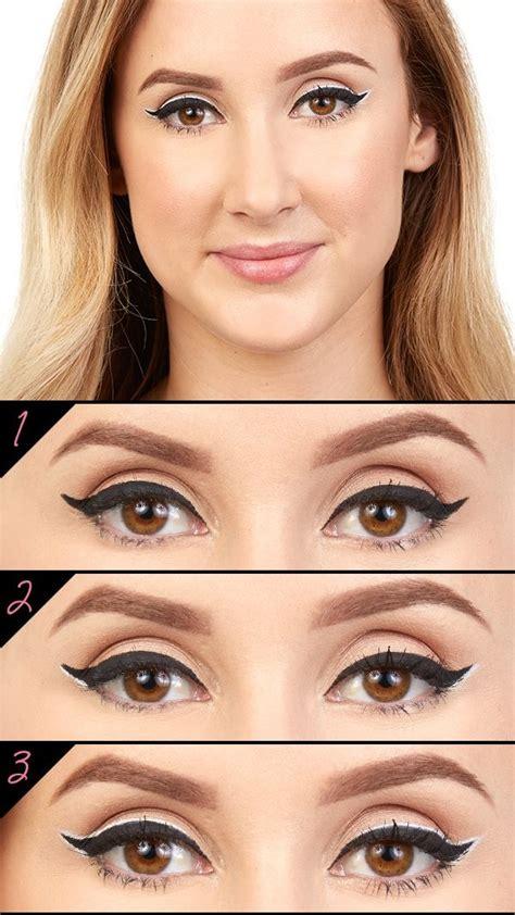 Maquillage comment faire des yeux de chat ? Vidéo dailymotion