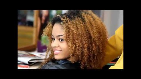 MIXED RACE HAIR BOX BRAIDS - YouTube