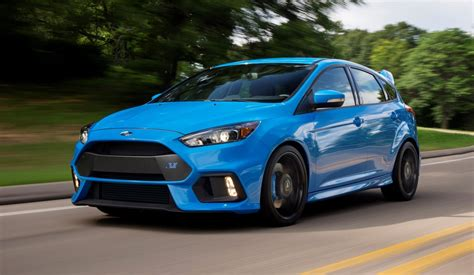 Ford Focus Rs Price In Usa by 2016 Ford Focus Rs Price 36 187 Car Revs Daily